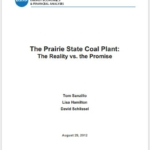Report- The Prairie State Coal Plant: The Reality vs. the Promise