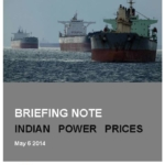 Briefing note: India power prices