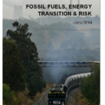 Briefing note: Fossil fuels, energy transition & risk