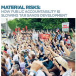 Report: 'A Constellation of Risks': How Public Accountability Is Slowing Tar Sands Development