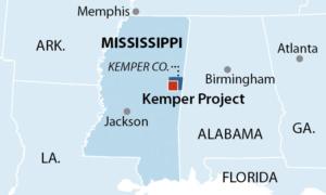 IEEFA Kemper project map