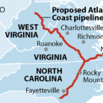 IEEFA report: The vanishing case for the Atlantic Coast Pipeline