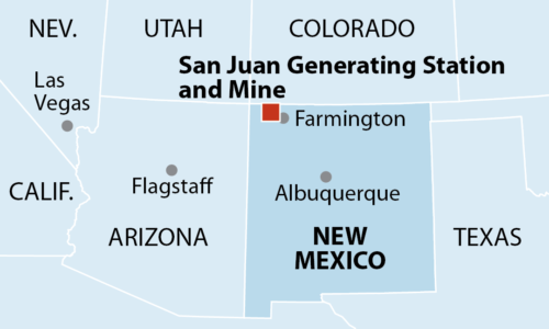 San Juan Generating Station and Mine
