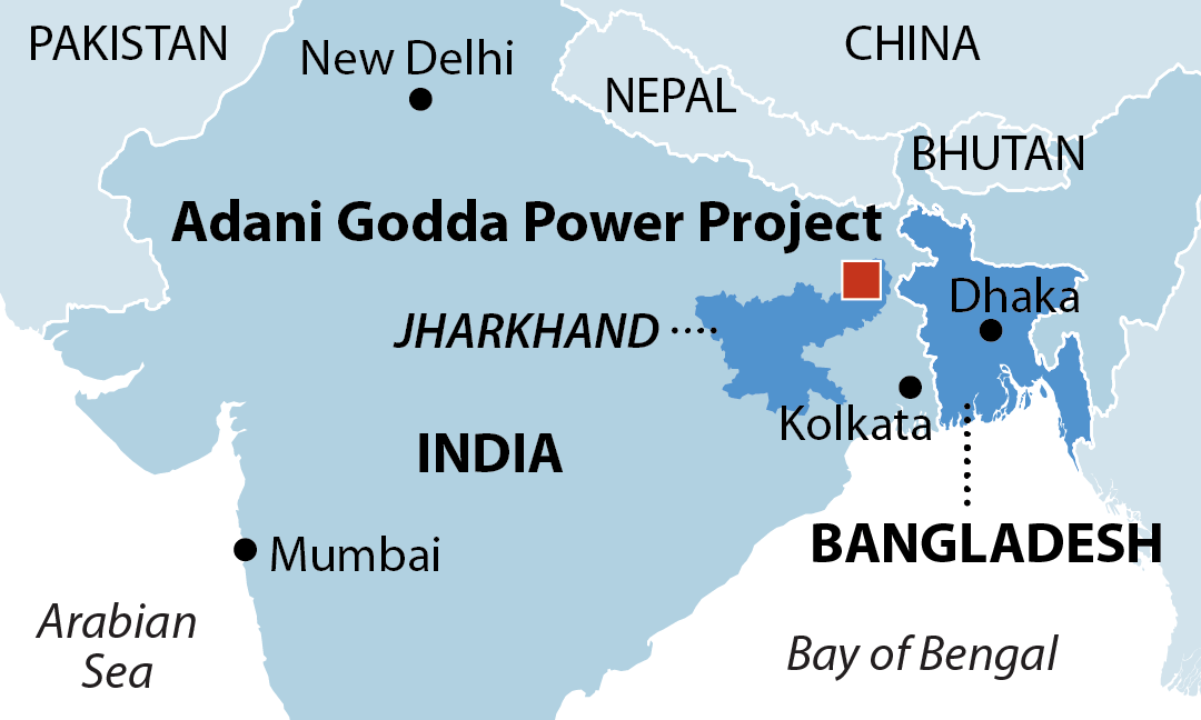 Adani Godda Power Project