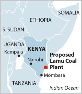 Proposed Lamu Coal Plant