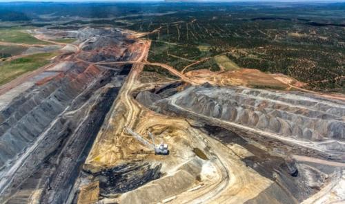 Kayenta Mine Reclamation Area