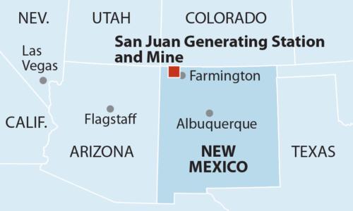 San Juan Generating Station and Mine