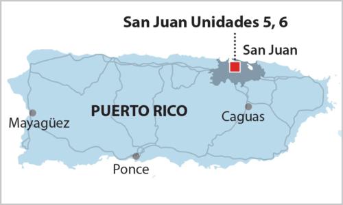 San Juan map ESP