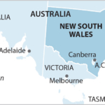 NSW New South Wales