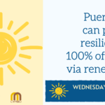 IEEFA Webinar: Puerto Rico can provide resiliency to 100% of homes via renewables