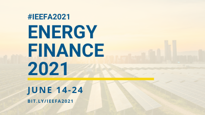 IEEFA Energy Finance 2021